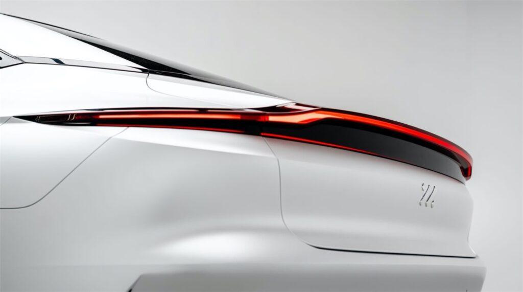 Zhiji Auto на мотор-шоу в Шанхае представит электрический спорткар Zhiji L7