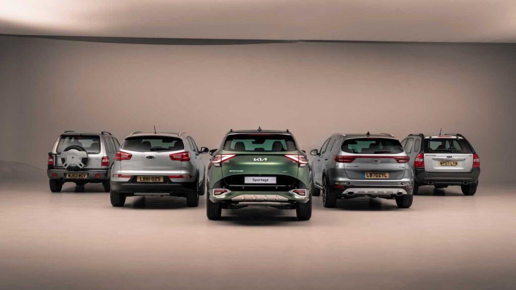 Кроссовер Kia Sportage нового поколения для Европы представлен официально