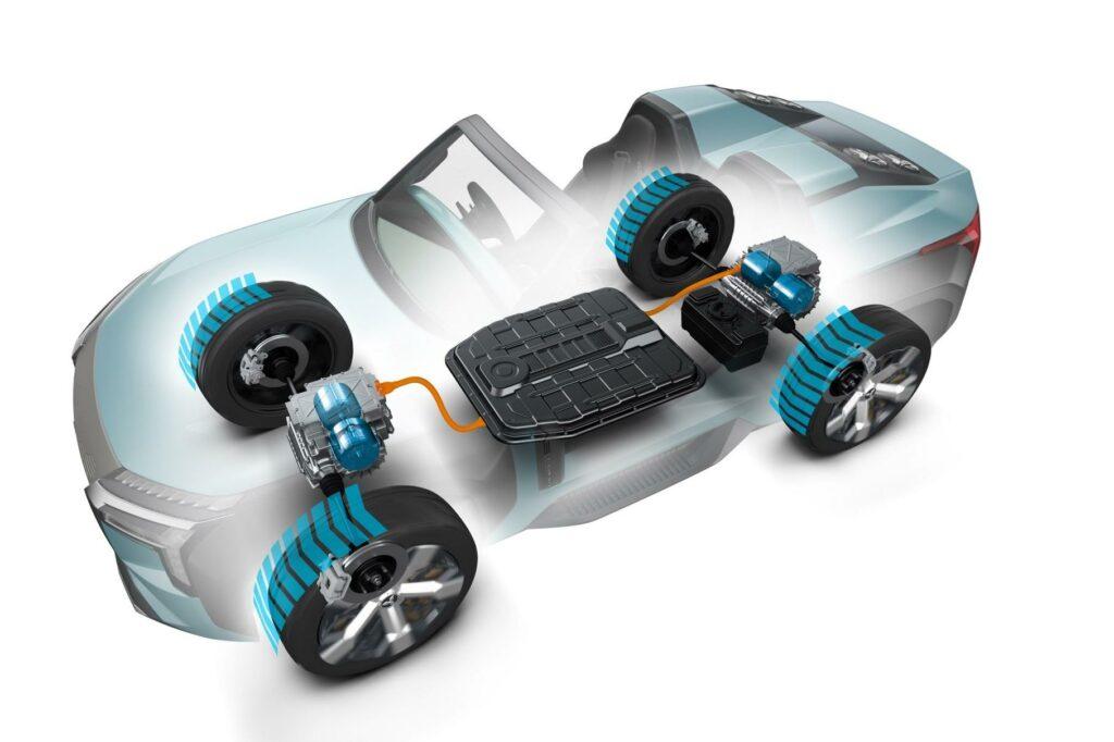 Компания Mitsubishi представила концепт MI-TECH