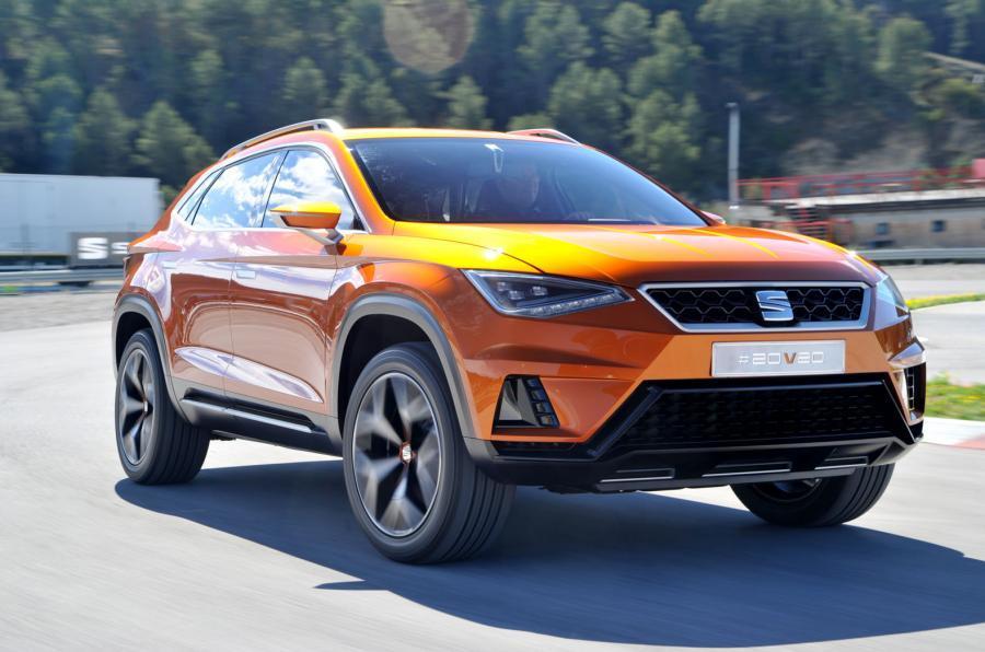 В 2020 году в модельной линейке Seat появится спортивное кросс-купе