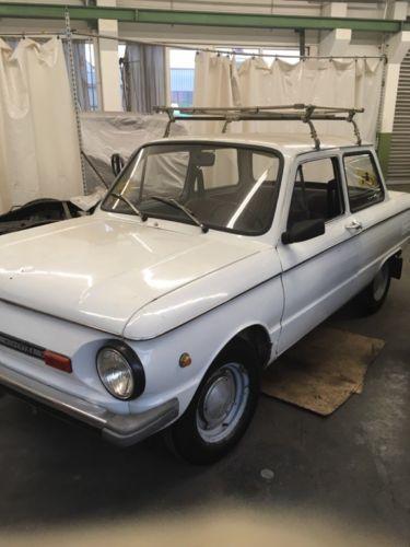 В Германии на продажу выставили ЗАЗ-968 по цене подержанной Octavia