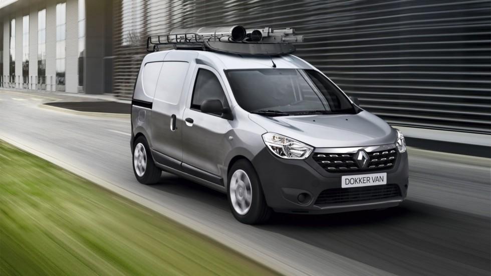 Стали известны результаты продаж Renault Dokker в России в январе