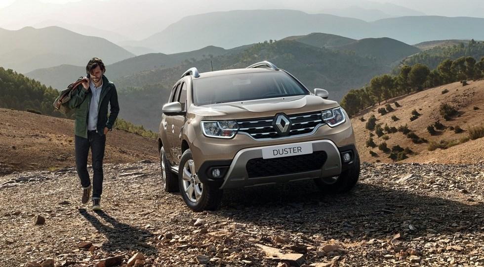 Кроссовер Renault Duster получил новый турбомотор