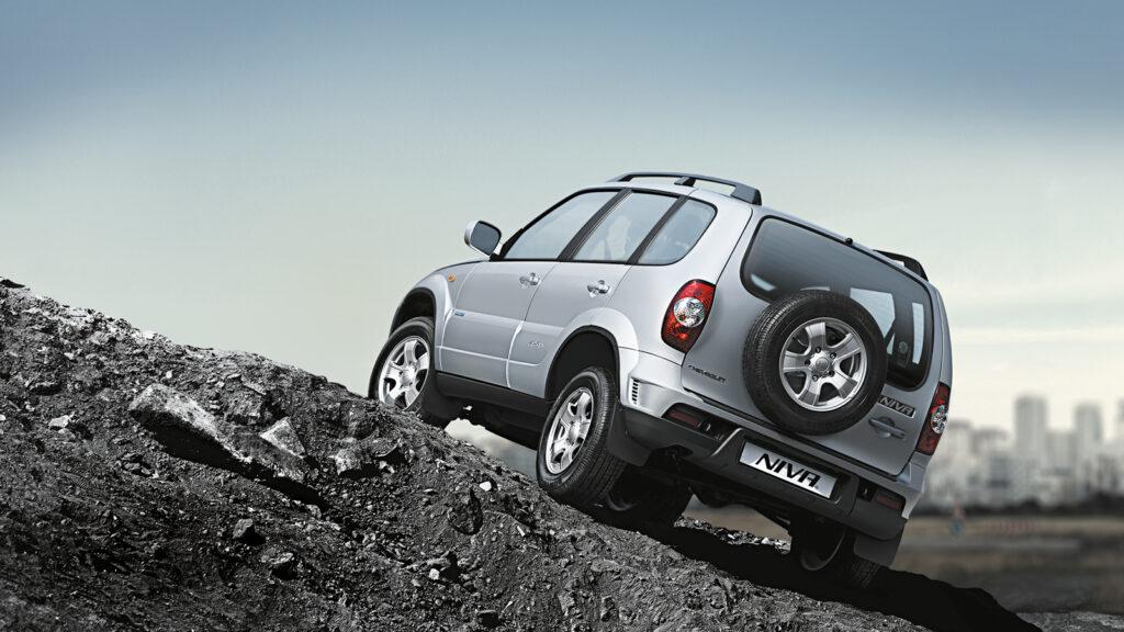 GM-АвтоВАЗ с 1 октября поднимет цены на внедорожник Chevrolet Niva