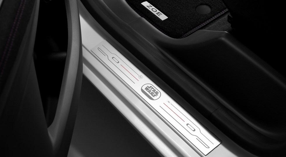 Renault Zoe получил спецверсию в стиле «Звёздные войны»