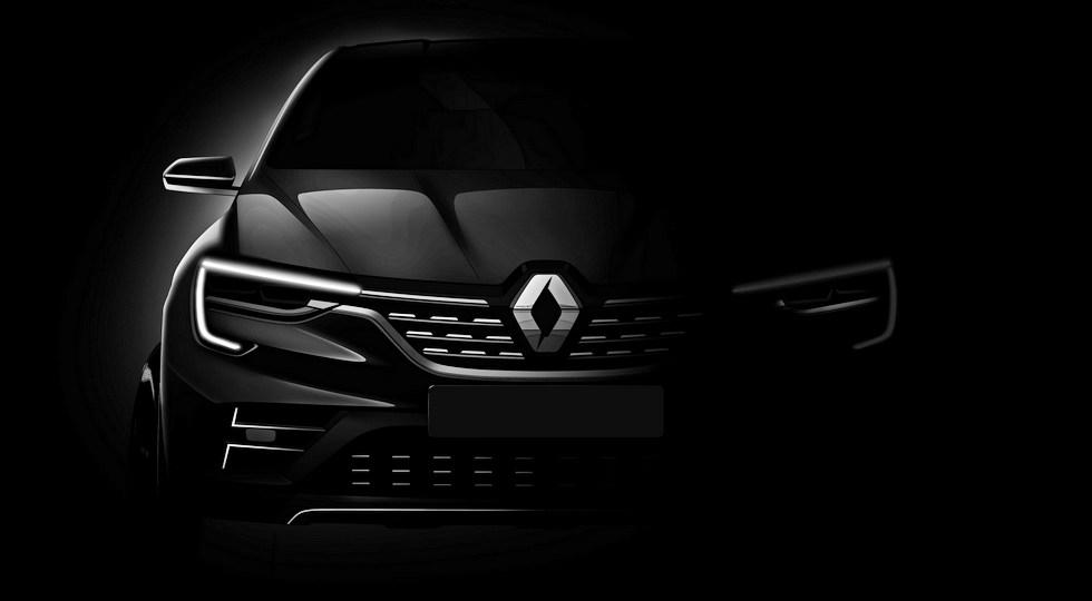 Renault показала новый кроссовер для России