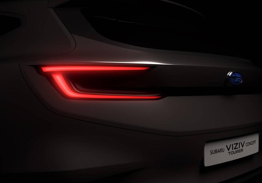 Subaru в Женеве представит новый универсал VIZIV Concept Tourer