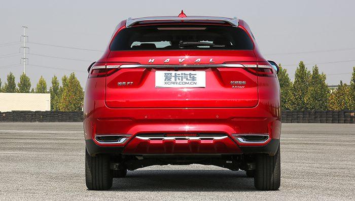 Кроссовер Haval F7 обошел в продажах Volkswagen Tiguan