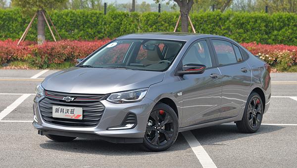 Новый седан Onix Redline от Chevrolet предложат по цене Lada Vesta Sport
