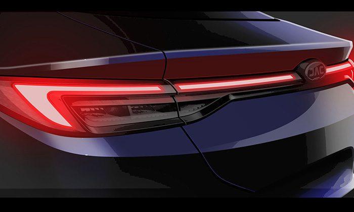 JAC анонсировал новый лифтбек с дизайном под Maserati