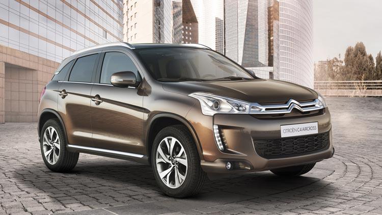 Более 6 тыс. кроссоверов Peugeot и Citroen отправят на сервис в России
