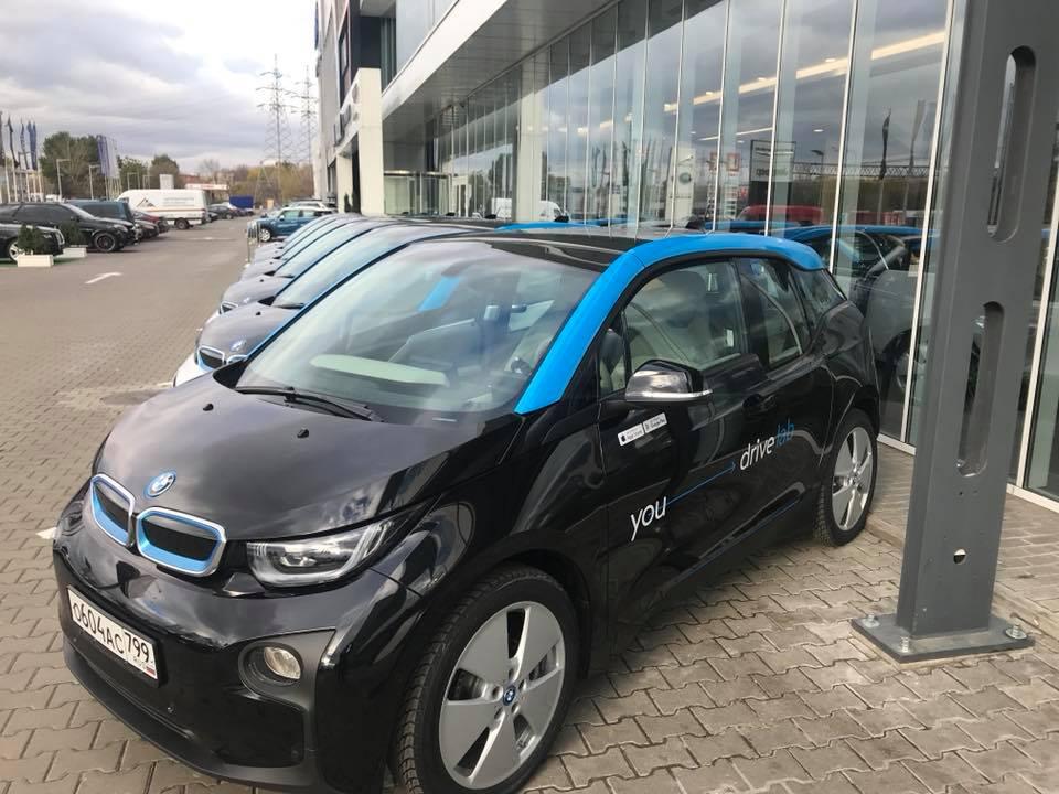 В системе московского каршеринга будут электромобили BMW