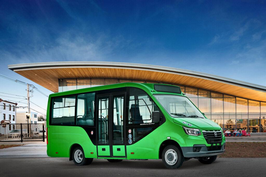 «Группа ГАЗ» получила ОТТС на новый низкопольный автобус
