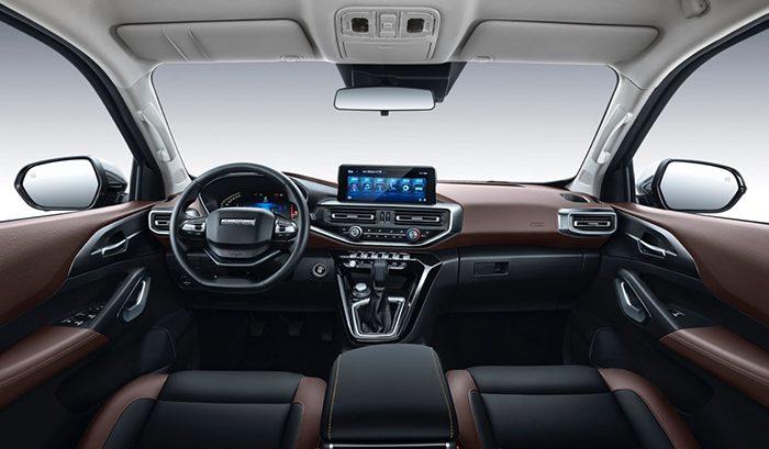 Новый пикап Peugeot станет копией китайского Changan F70