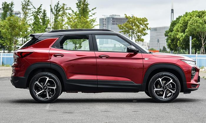 Новый Chevrolet Trailblazer выйдет на рынок 5 сентября