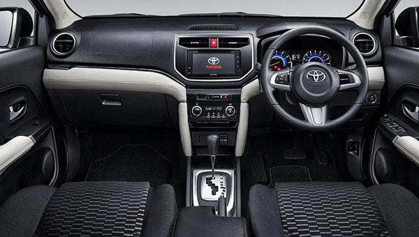 Новый Toyota Rush рассекречен до премьеры на фото с брошюры