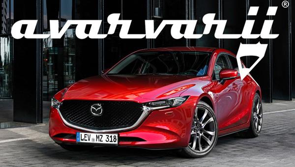 Опубликованы первые рендеры нового поколения Mazda 3 2019