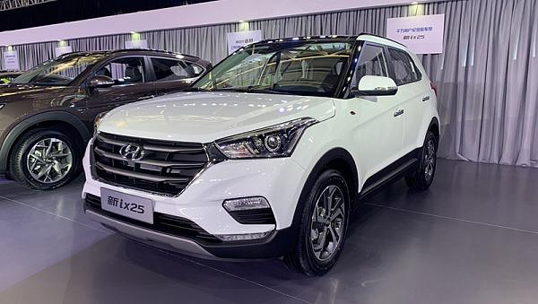 Hyundai начала продажи юбилейной версии кроссовера Hyundai Creta 2019