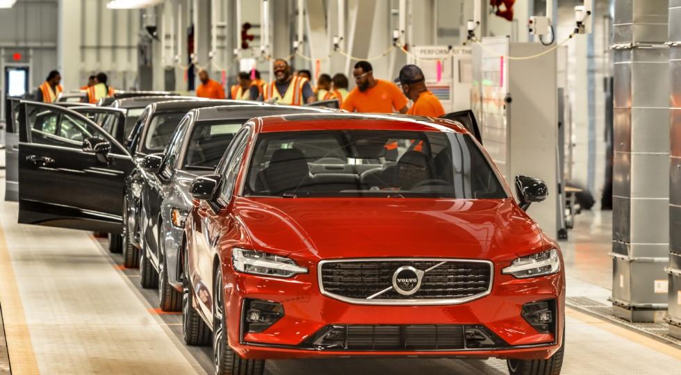 Новый седан Volvo S60 представлен официально