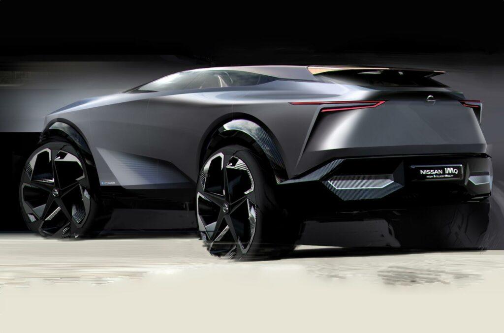 Nissan представит в Женеве новый концептуальный кроссовер