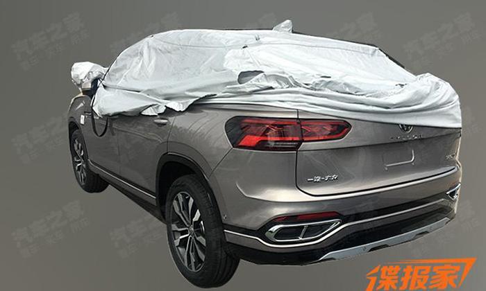 В Volkswagen рассказали о новом купе-кроссовере Tylcon