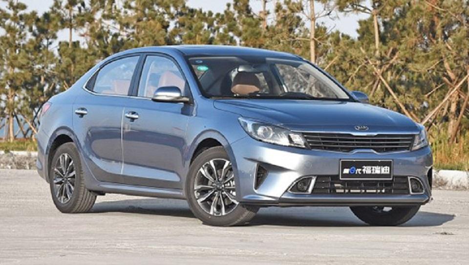 Новый Kia Forte станет доступен в бюджетной версии