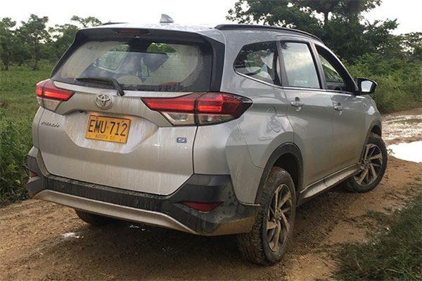 Кроссовер Toyota Rush нового поколения выйдет на рынок Индии