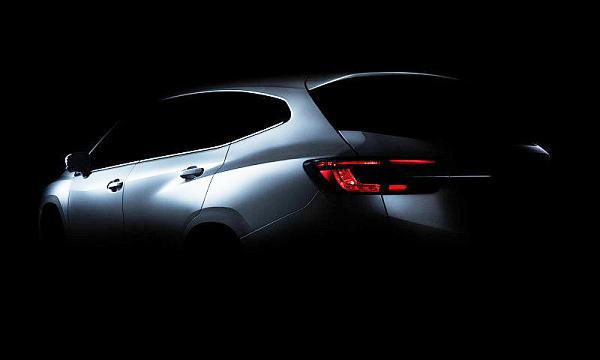 Subaru покажет новый универсал Levorg на автосалоне в Токио