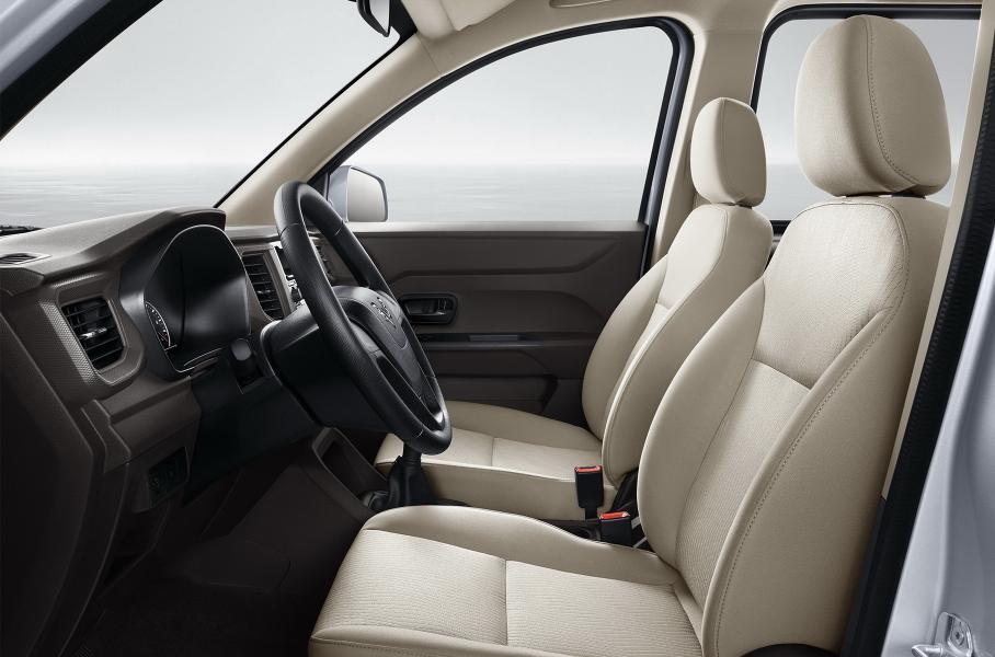 В Сети представили китайский компактвэн в 1,5 раза дешевле Lada Largus