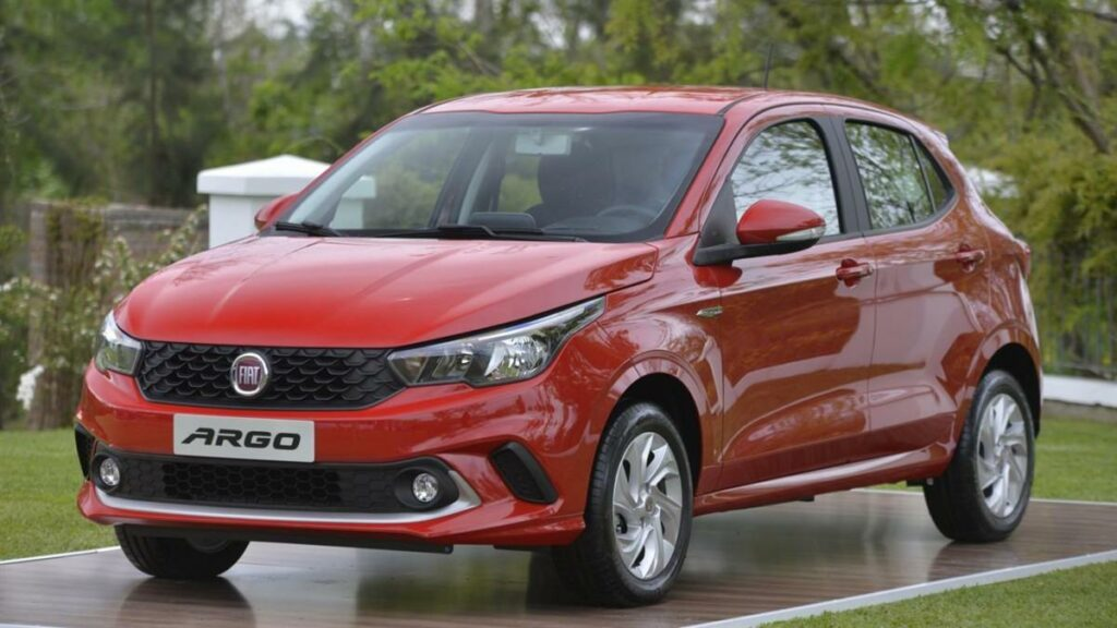 Fiat в ноябре представит бюджетного конкурента Volkswagen Polo