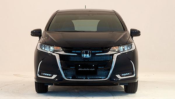 Компактвэн Honda Fit с тюнинг-пакетом Modulo Style поступил в продажу