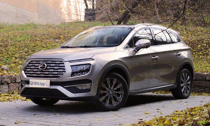 Стартовали продажи бюджетного Hyundai Santa Fe от Landwind