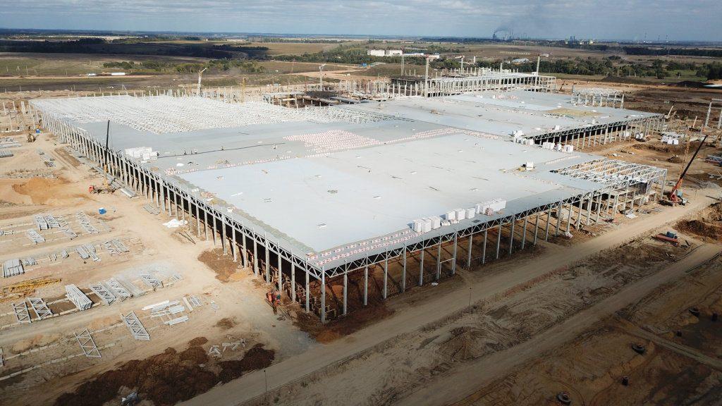 Первый автомобильный завод Great Wall в РФ начнет работу в 2018 году