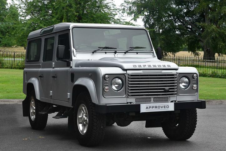 Специалисты Mercedes-Benz разработают преемника для Land Rover Defender