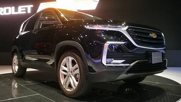 GM и SIAC готовят к выходу сразу два перелицованных Chevrolet Captiva