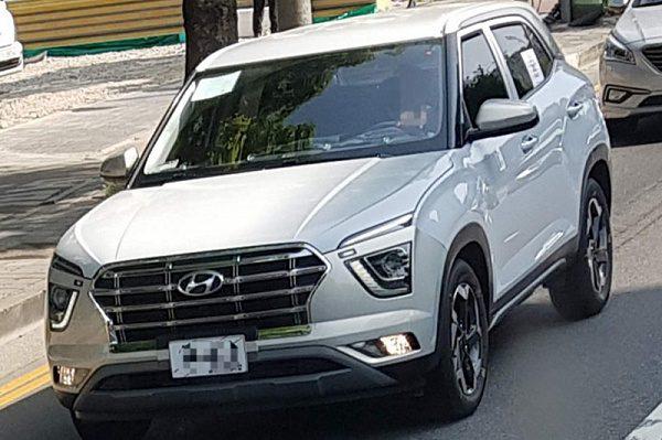Новый кроссовер Hyundai Creta оценили в 1 млн рублей