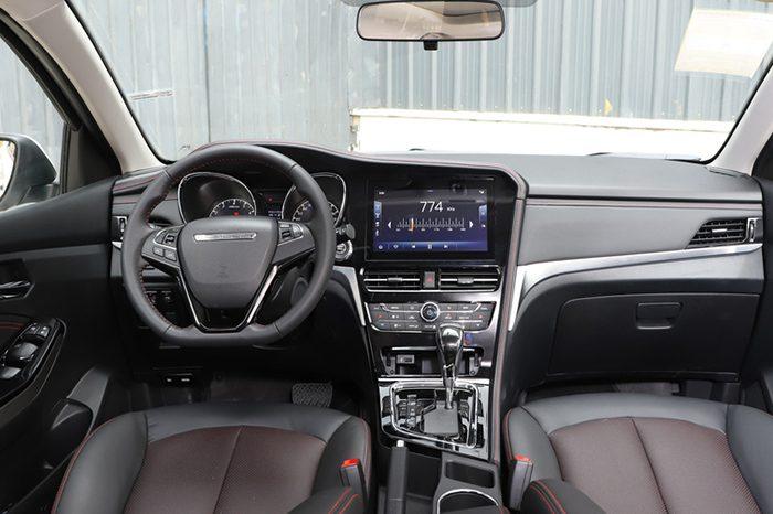 Начались продажи обновлённого бюджетного аналога Nissan Qashqai