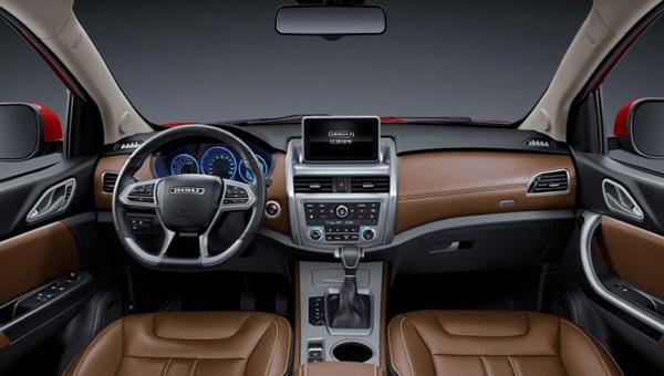 Кроссовер Bisu T5 с 8-ступенчатой АКПП доберется до дилеров в декабре