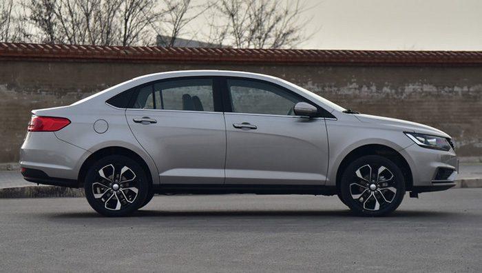 Перелицованный седан Volkswagen Jetta получил китайский турбомотор