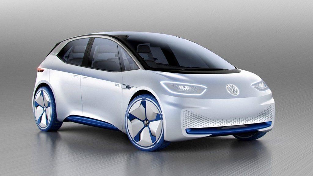 Volkswagen назвал дату старта продаж электромобиля ID