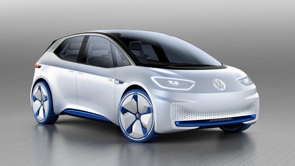 Новый электрический хэтчбэк Volkswagen I.D появится на рынке в 2020 году