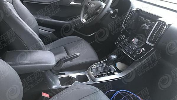 Новый кроссовер Hyundai ix35 получил турбированный двигатель