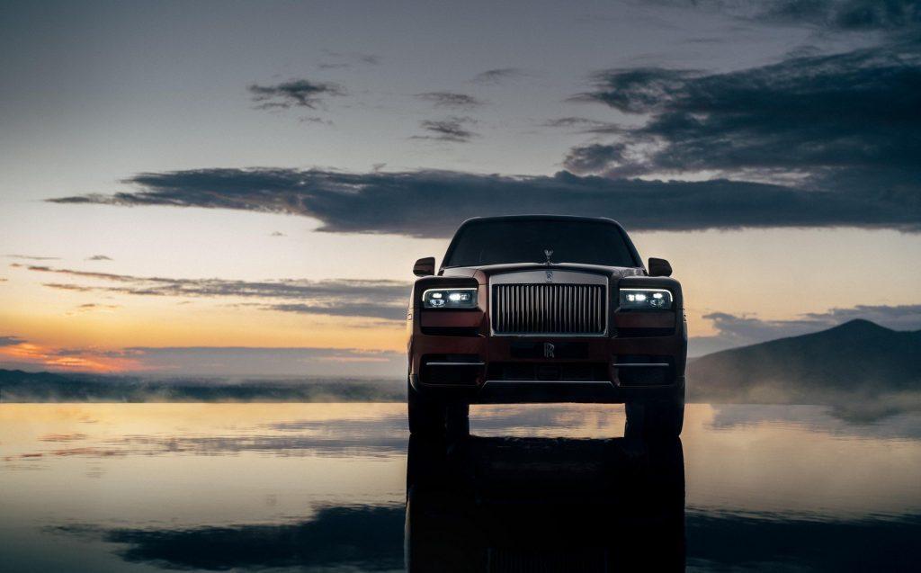 В Rolls-Royce готовят новый компактный внедорожник