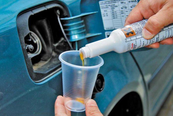 Какими бывают присадки в бензин?