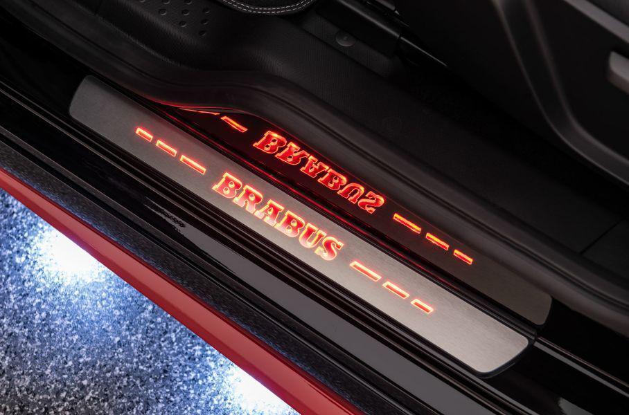 Тюнинг-ателье Brabus представило уникальный кабриолет Smart за 4 млн рублей