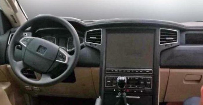 Китайцы выпустили бюджетную копию Toyota Land Cruiser