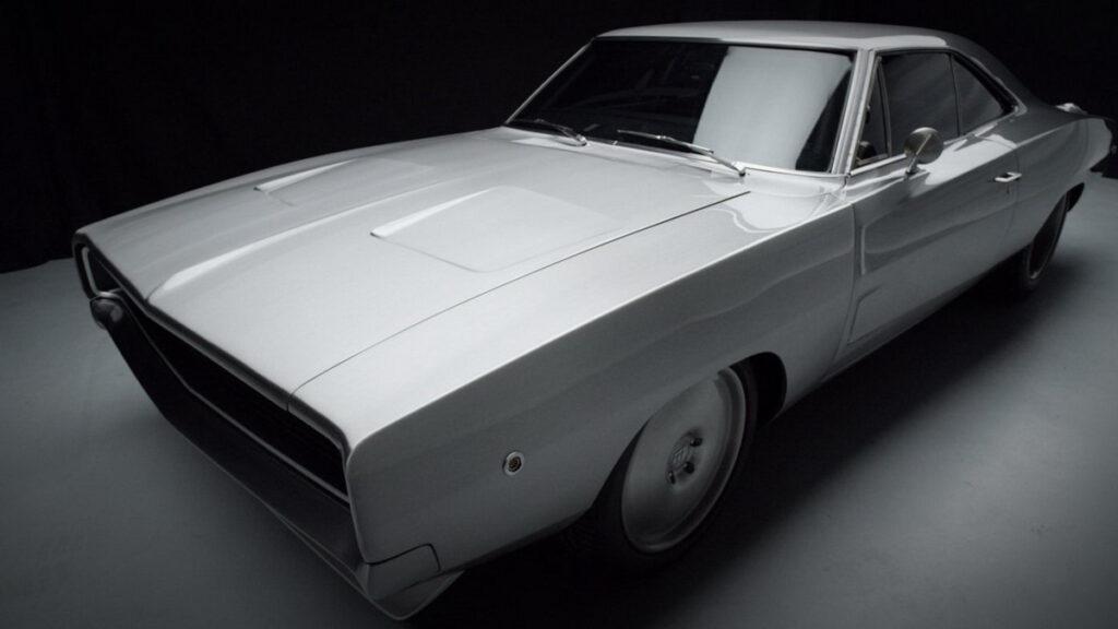 Dodge Charger  из «Форсажа» с двигателем 9,4 литра продадут на аукционе