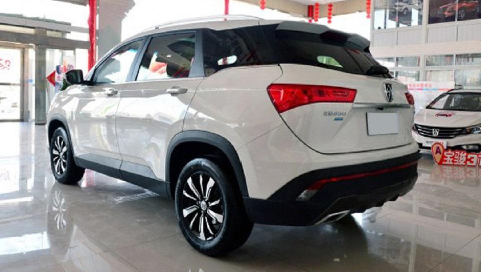 """Семиместный """"убийца"""" Hyundai Creta появился на рынке Китая"""