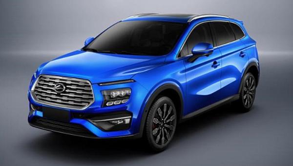 Кроссовер Landwind с дизайном Hyundai Santa Fe появится до конца года