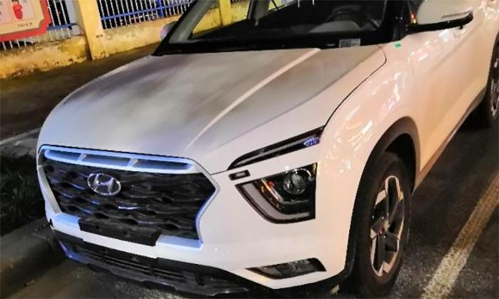 Кроссовер Hyundai Creta нового поколения поступит в продажу в августе